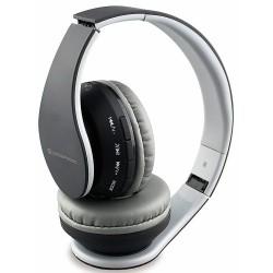 Auriculares Bluetooth Conceptronic Parris Negro