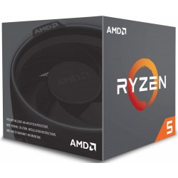 Procesador AMD Socket Am4 Ryzen5 2600 3,4Ghz