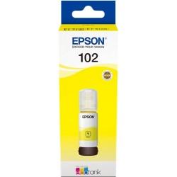 Tinta Epson 102 Amarillo T03R4