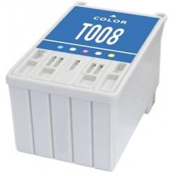 Tinta Compatible Epson T008 Color
