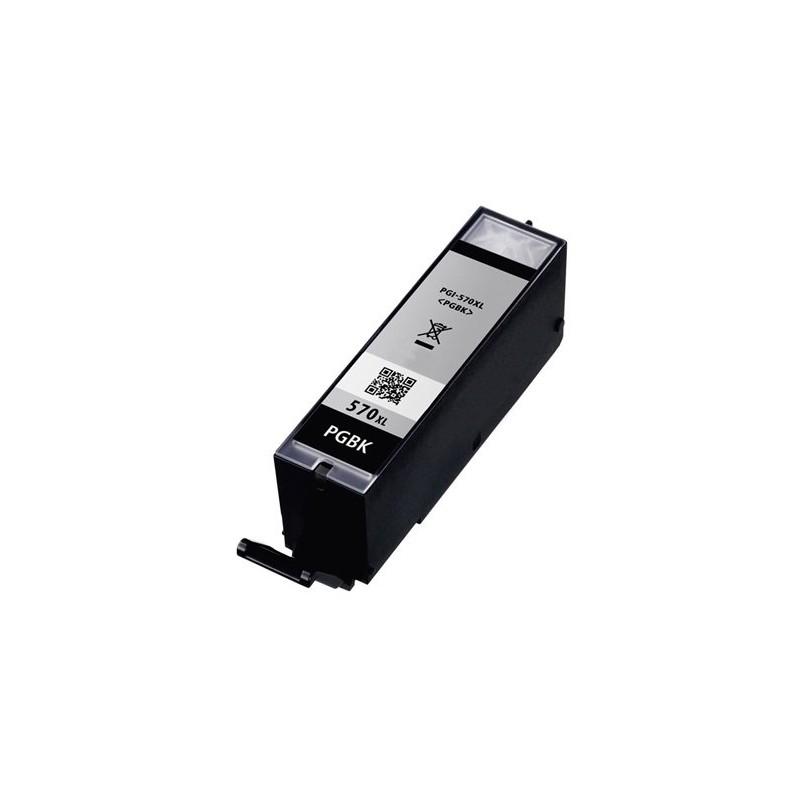 Tinta Compatible Canon 570XL Negro