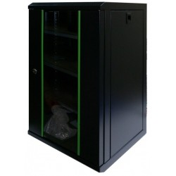 "Armario Rack de 10"" 6U Lateral Desmontable"