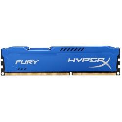 Memoria DDR3 1600 8GB Kingston HyperX Fury Blue