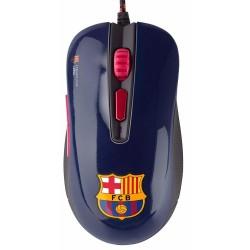 Ratón Tacens Mars Gaming MMBC FC Barcelona Lassa