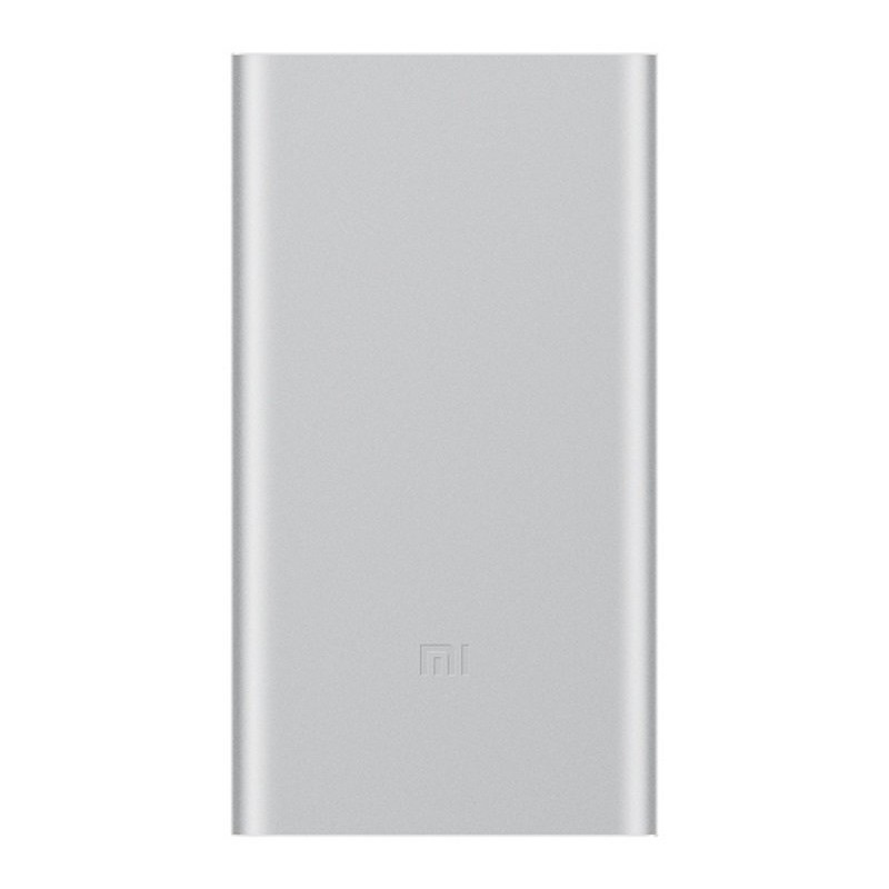 Bateria Externa 5000 Xiaomi Mi Power Bank 2 Plata