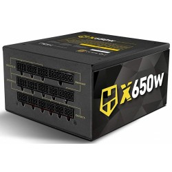 Fuente ATX 650W Nox Hummer X Gold Edition