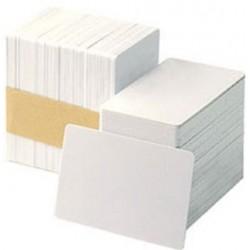 Pack de 500 Tarjetas de PVC de 0,76mm Zebra