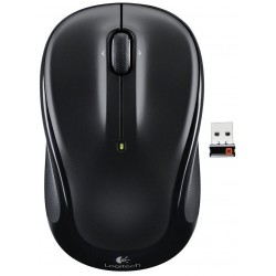 Ratón Wireless Logitech M325 Negro