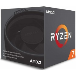 Procesador AMD Socket Am4 Ryzen7 2700X 3,7Ghz
