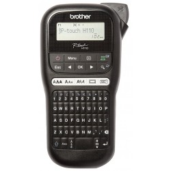 Rotuladora Brother P-Touch H110