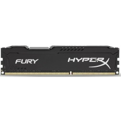 Memoria DDR3 1600 8GB Kingston HyperX Fury Black