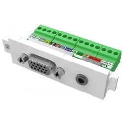 Modulo Vision TC3 VGA Hembra + Jack 3,5mm