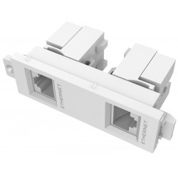 Modulo Vision TC3 RJ45 x2