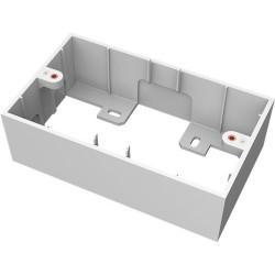 Caja Sobre Pared Vision TC3 de 2 Salidas