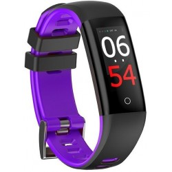Pulsera Fitness Leotec Fashion Health Violeta