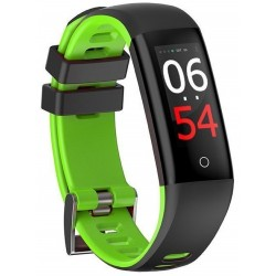 Pulsera Fitness Leotec Fashion Health Verde