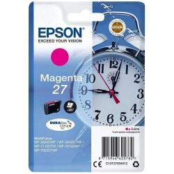 Tinta Epson 27 Magenta T2703