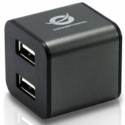 Hub USB de 4 Puertos Conceptronic Cube