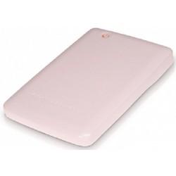 "Caja USB Disco 2,5"" SATA Conceptronic CHD2MU Rosa"