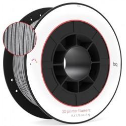 Filamento Pla 1,75mm Bq Glitter Plata 1Kg Easy Go