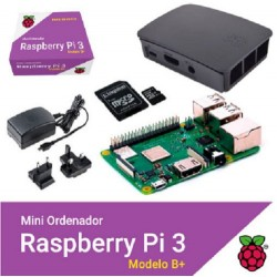 Kit Raspberry PI 3 Modelo B+ 1031