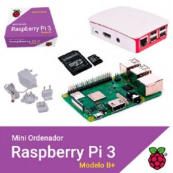 Kit Raspberry PI 3 Modelo B+ 1032