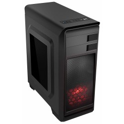 Carcasa ATX Nox Modus Red Edition