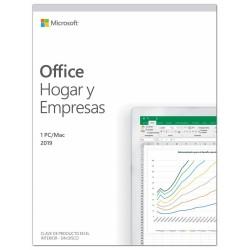 Microsoft Office 2019 Hogar y Empresas