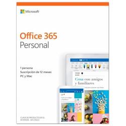 Microsoft Office 365 2019 Suscripción Personal