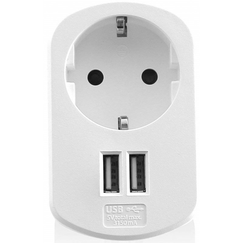Cargador USB Ewent EW1211