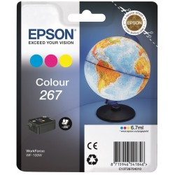 Tinta Epson 267 Color T2670