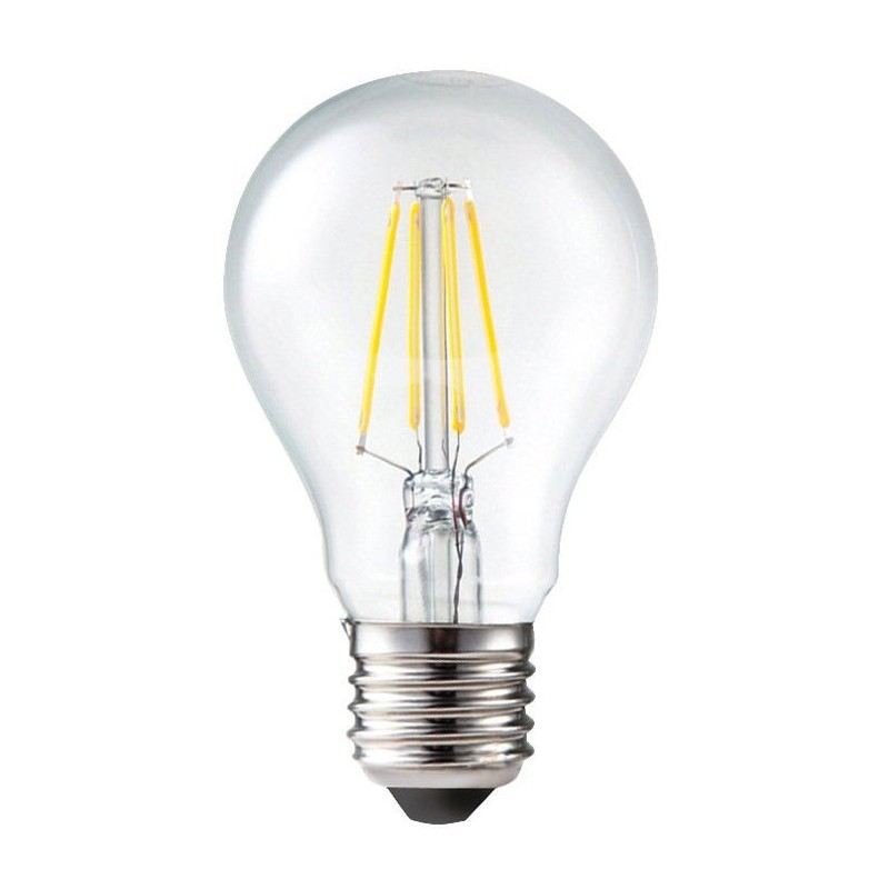 Bombilla Led E27 2800K 4W Omega Vintage Filament Bulb