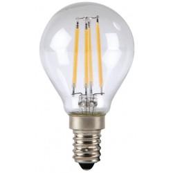 Bombilla Led E14 2800K 4W Omega Vintage Filament Bulb