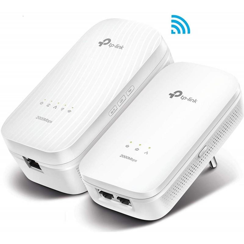 Powerline Tp-Link AV2000 TL-WPA9610 KIT 2