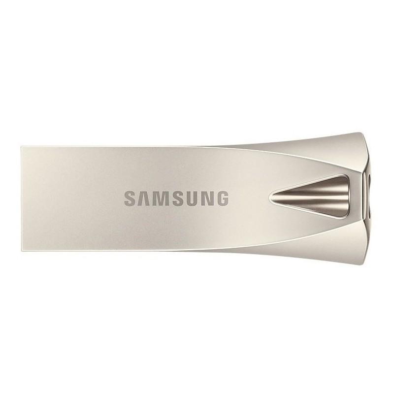 Pendrive de 32GB 3.1 Samsung Bar Titan Silver Plus