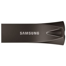 Pendrive de 128GB 3.1 Samsung Bar Titan Gray Plus