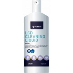 Liquido para Limpieza de LCD Platinet 250ml