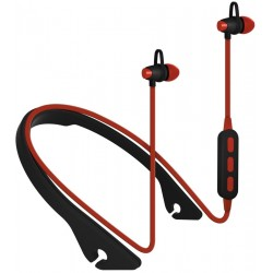 Auriculares Bluetooth Platinet Sport PM1065R Rojo