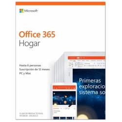 Microsoft Office 365 2019 Suscripcion Hogar