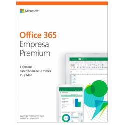 Microsoft Office 365 2019 Suscripcion Empresa Premium
