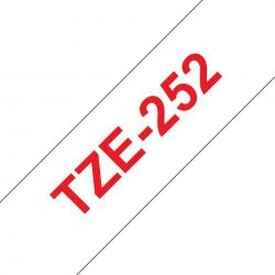 Cinta para Rotuladora Brother Tze252