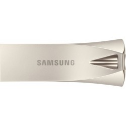 Pendrive de 128GB 3.1 Samsung Bar Titan Silver Plus