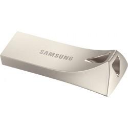 Pendrive de 128GB 3.1 Samsung Bar Titan Silver Plus