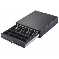 Cajon Portamonedas Posiflex HS-410 41x41 Negro USB