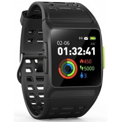 Smartwatch Leotec Training GPS Total Heart