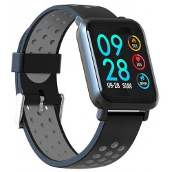 Smartwatch Leotec MultiSport Helse Color Gris