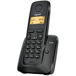Teléfono Inalámbrico Gigaset A120 Negro