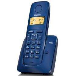 Telefono Inalambrico Gigaset A120 Azul