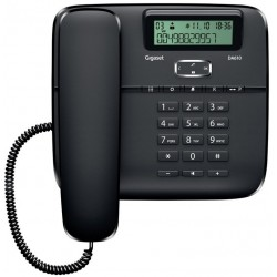 Telefono Fijo Gigaset DA610 Negro