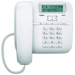Teléfono Fijo Gigaset DA610 Blanco